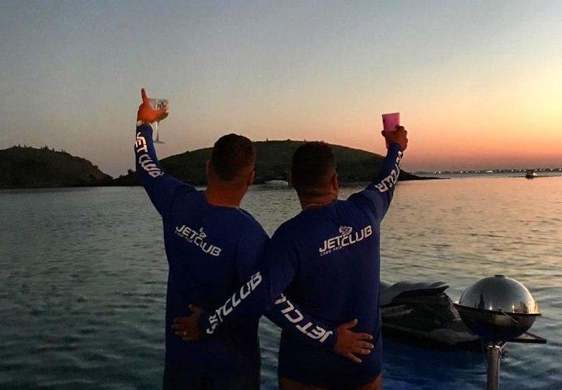 Home Nossa Historia - Marina JetClub Cabo Frio